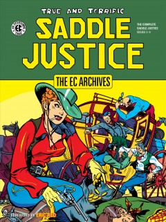 Saddle Justice. Issue 3-8