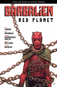 Barbalien - red planet. Issue 1-5