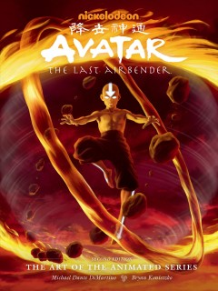 Avatar - the last airbender the art of the animated series
