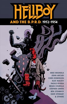 Hellboy and the B.P.R.D.. 1952-1954