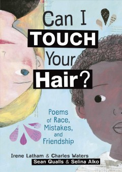 Can I Touch Your Hair: Poems of Race, Mistakes, and Friendship