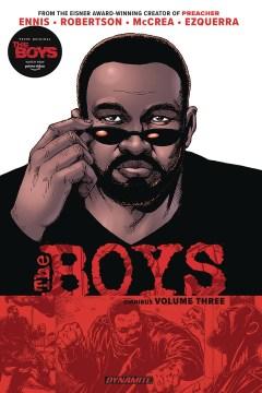 Boys Omnibus 3
