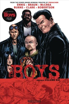 Boys Omnibus. Volume 6