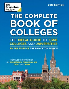 The Complete Book of Colleges 2019