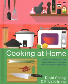 Cooking at home - or, How I learned to stop worrying about recipes (and love my microwave)