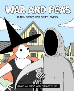 War and peas - funny comics for dirty lovers