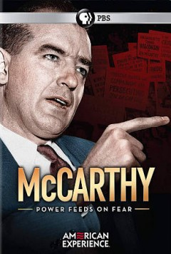 American Experience- McCarthy