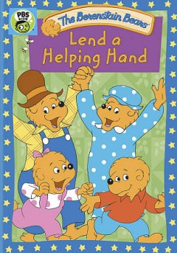 Berenstain bears. Lend a helping hand.
