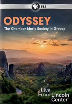 Odyssey- The Chamber Music Society in Greece