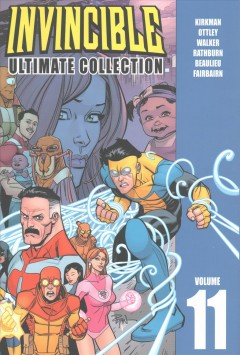 Invincible- Ultimate Collection. Volume 11