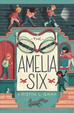 The Amelia Six - an Amelia Earhart mystery