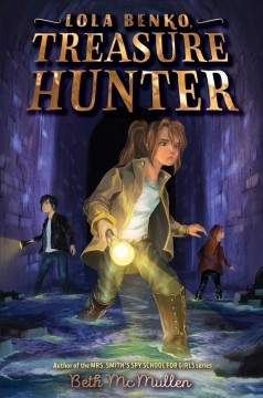 Lola Benko, treasure hunter