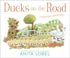 Ducks on the road - a counting adventure