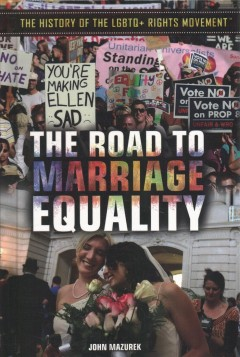 The road to marriage equality