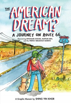 The American Dream? - A Journey on Route 66 Discovering Dinosaur Statues, Muffler Men, and the Perfect Breakfast Burrito