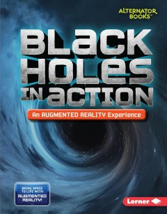 Black holes in action - an augmented reality experience