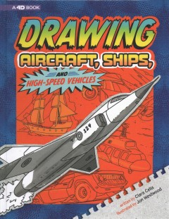 Drawing Aircraft Ships And High Speed Vehicles