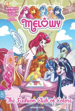 Melowy - the fashion club of colors