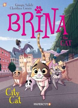 Brina the Cat 2 - City Cat