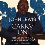 Carry on - reflections for a new generation