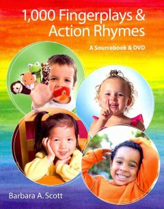 1,000 fingerplays & action rhymes : a sourcebook & DVD