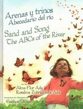 Arenas y trinos - abecedario del río