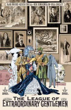 The league of extraordinary gentlemen. Vol. 1