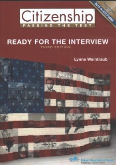 Citizenship, passing the test - ready for the interview