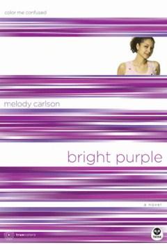 Bright purple : color me confused