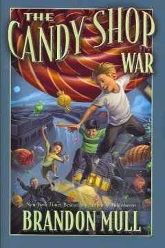 The Candy Shop War,