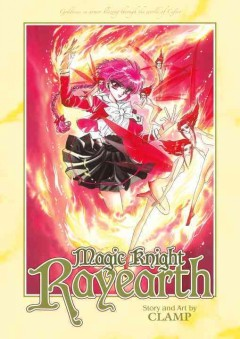 magic knight rayearth, reviewed by: Makayla Reppert <br />