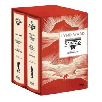 Six novels in woodcuts / Six Novels in Woodcuts