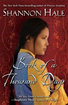 Book of a Thousand Days, reviewed by: Anna Yoon <br />