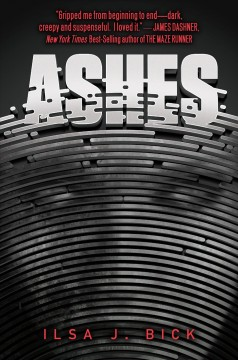 Ashes, reviewed by: Katie <br />
