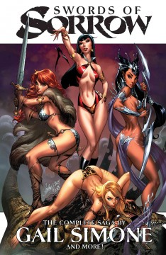 Swords Of Sorrow - the Complete Saga
