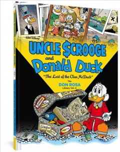 Walt Disney Uncle $crooge and Donald Duck. The last of the clan McDuck