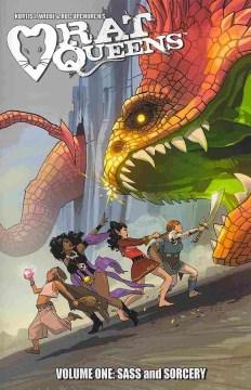 Rat Queens, Vol. 1: Sass & Sorcery