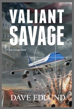 Valiant savage - a Peter Savage novel