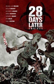 28 days later omnibus. Issue 1-24