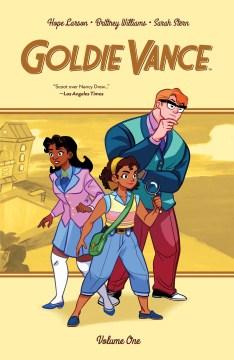 Goldie Vance. Volume 1, Issue 1-4