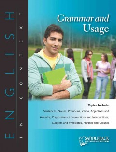 English in Context: Grammar and Usage