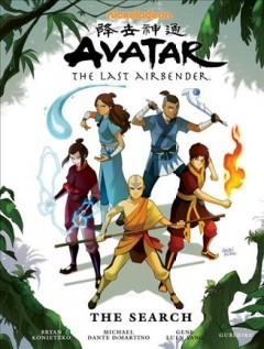 Avatar - the last airbender. The search
