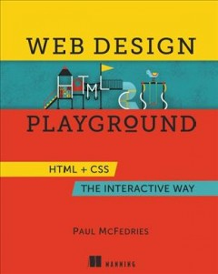 Web design playground - HTML + CSS the interactive way