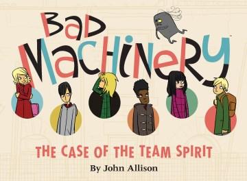 The case of the team spirit. Volume 1
