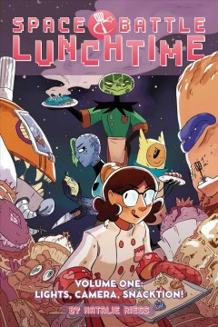 Space Battle Lunchtime Volume One: Lights, Camera, Snacktion!, reviewed by: Phoenix Rayng <br />