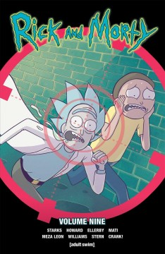 Rick and Morty. Volume 9
