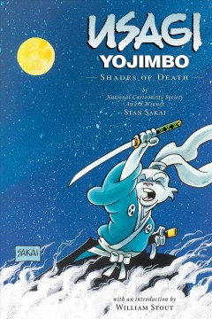 Usagi Yojimbo. [Book 8], Shades of death