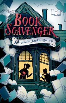 Book Scavenger, reviewed by: Ellis Clark <br />