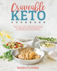 Craveable keto cookbook