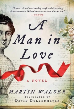 A man in love - a novel